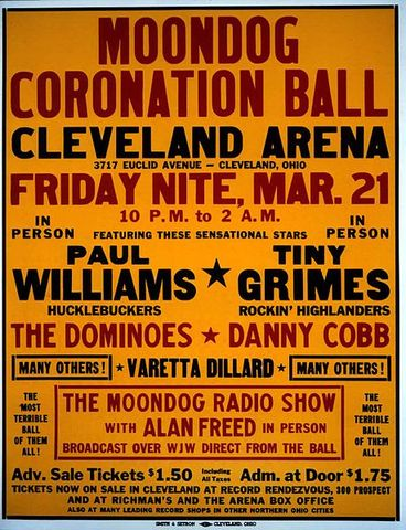 First Rock 'n' Roll Concert