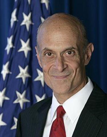 Chertoff new Homeland Security Director