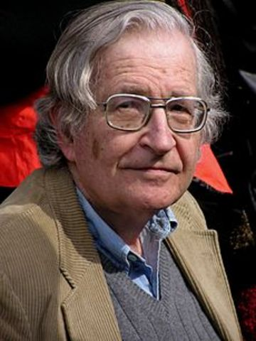 Noam Chomsky  publishes Aspects of the Theory of Syntax