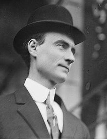 John Mitchel Lost NYC Mayoral Election