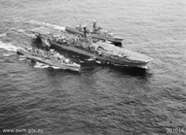 Melbourne-Voyager incident