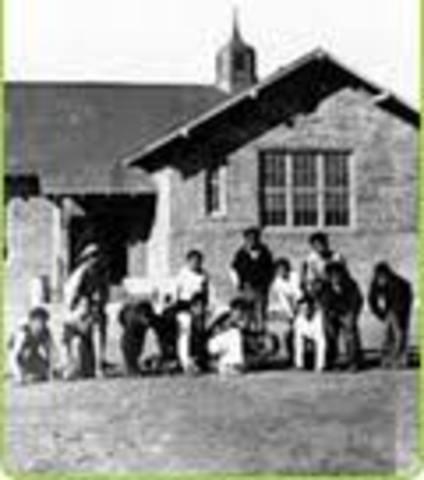 The 1st successful school desegregation in California.