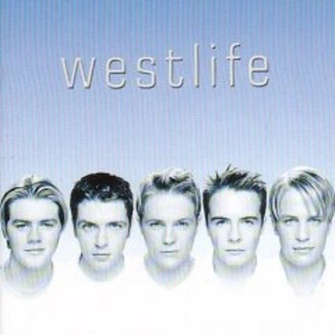 Westlife release 1st album - Westlife.