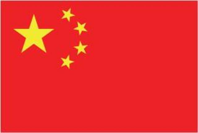 Yo viajé a China.