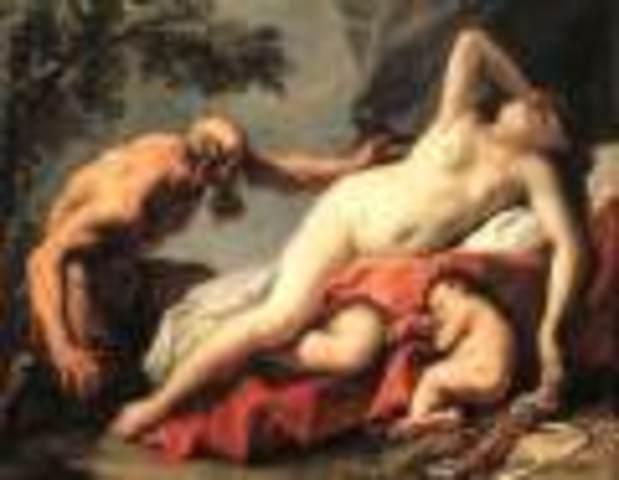 (Art) Neoclassical-Venus and Satyr
