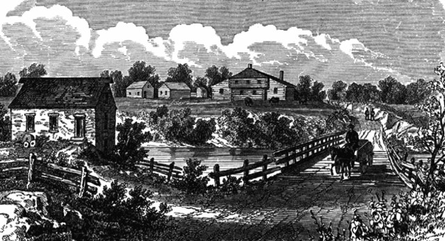 The First Battle of Lacolle Mills