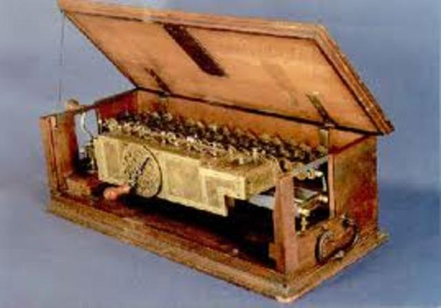 Η μηχανή του Leibniz