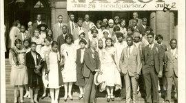 W.E.B. Dubois & the NAACP timeline