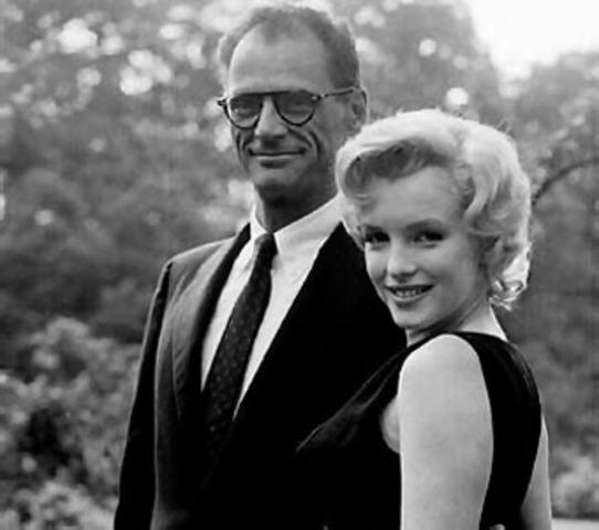 La boda de Monroe y Miller.