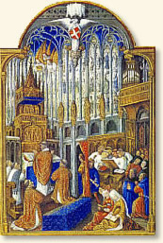 Death of Thomas Becket