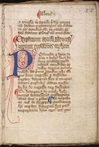 Magna Carta was signed