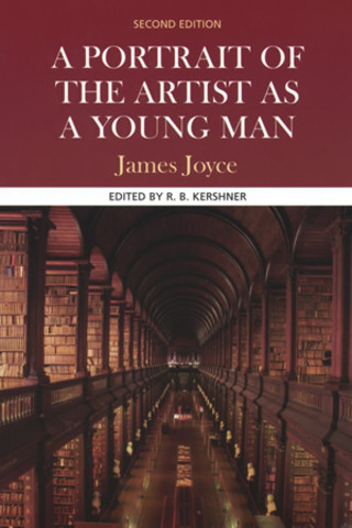 """James Joyce publishes """"A Portrait of the Artist as a Young Man"""""""