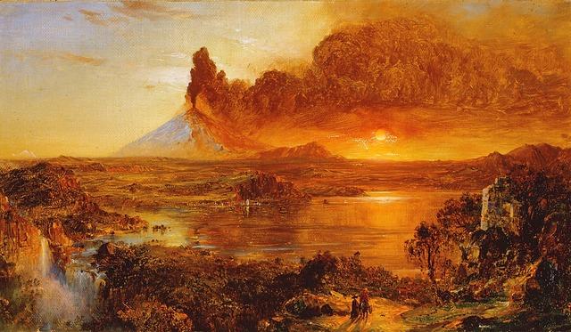 First volume of Ruskin's Modern Painter's