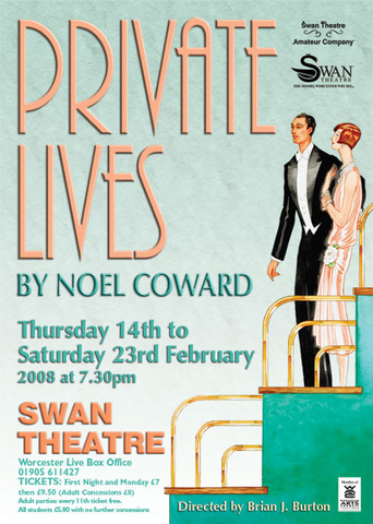 Noel Coward's play Private Lives in published