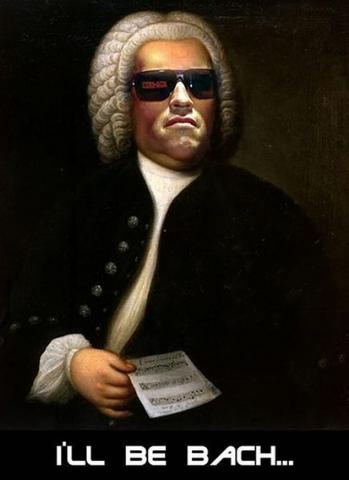 (Music) Johann Sebastian Bach is born