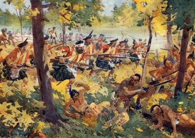 Pontiac Rebellion