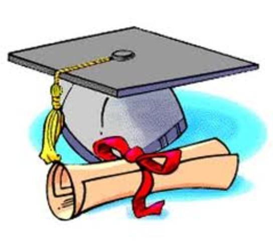 Je vais recevoir un diplome