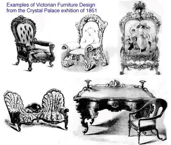 Early Victorian Furniture
