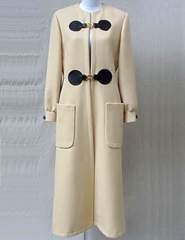 important designer of women's clothing, Pierre Cardin be, Pierre Cardin begins to create fashions for mengins to create fashions for men.