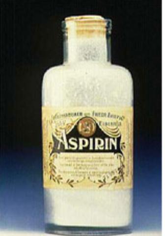 Aspirin Powder