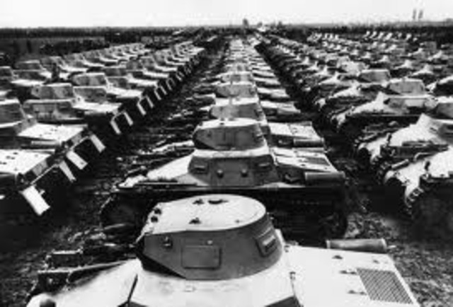 Hitler Defies the Treaty of Versailles