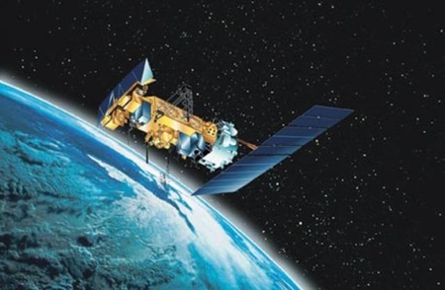 First weather satellite.