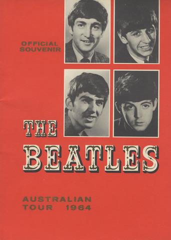 The Beatles tour Australia.