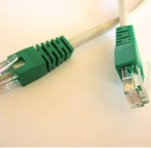 Netværk deles i to