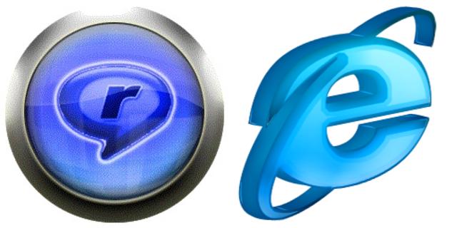 RealAudio og Internet Explorer lanceres