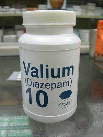 Valium invented.