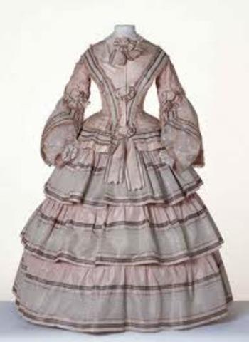 Victorian (crinoline) 1848-1870