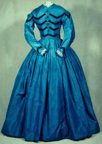 olden day dress