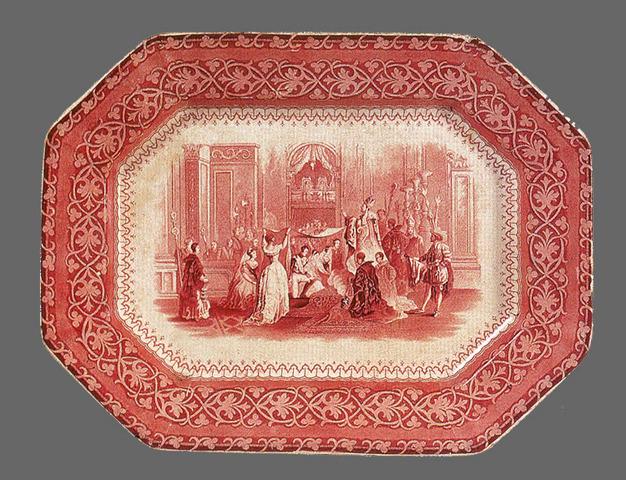 Isabel II es casada con su primo Fco de Asís a los 16 años, por razones de Estado.