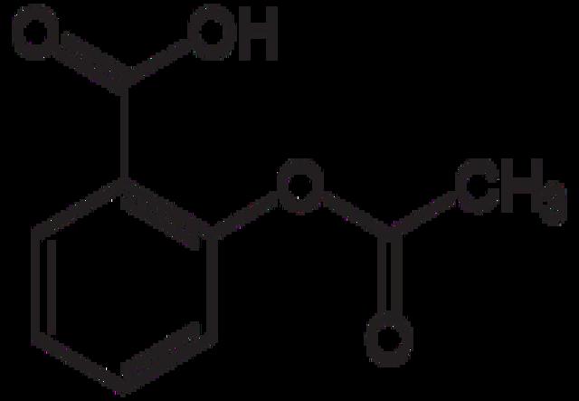 Παρασκευή ακετυλοσαλικυλικού οξέος