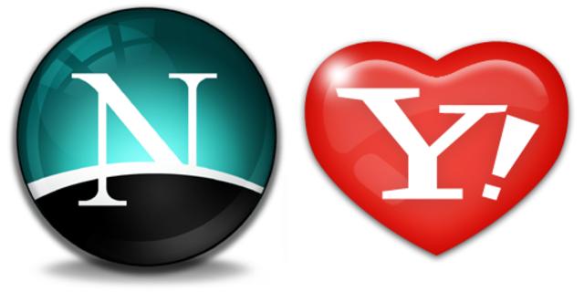 Netscape bliver og Yahoo bliver lanceret.