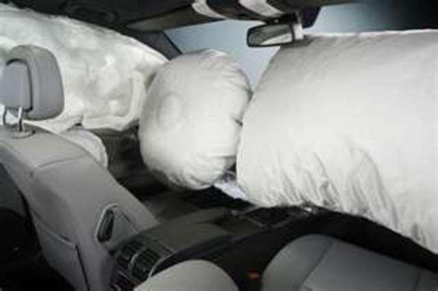 The first air bag