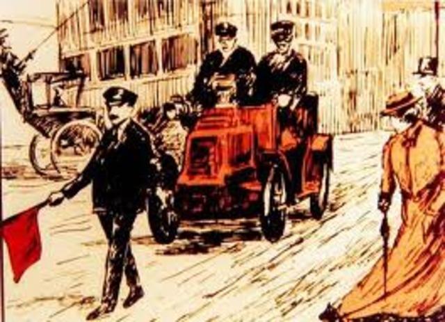 The Locomotive Act
