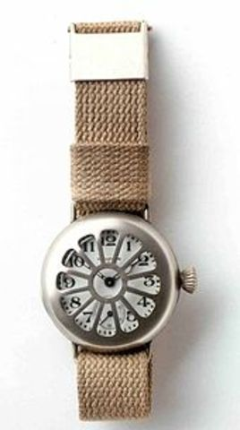 the Watch was invented by peter heinlen