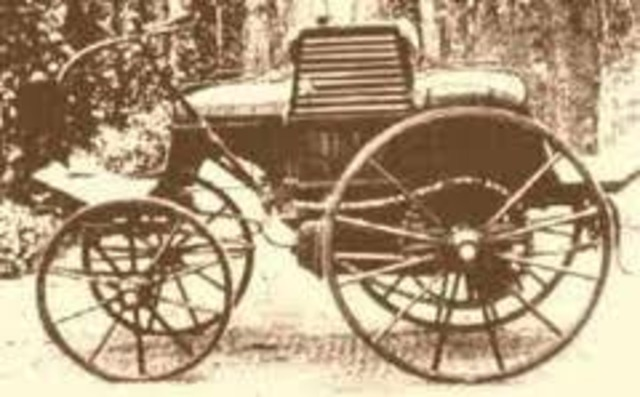 The First Motor Companies