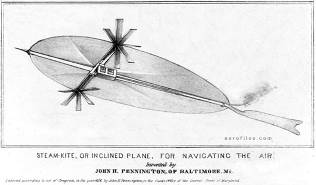 Powered flying machine Design