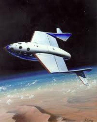 Private Craft to reach space