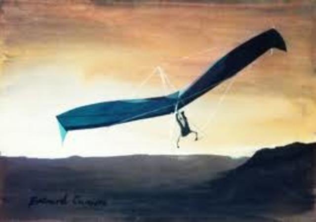 The First Glider Flight