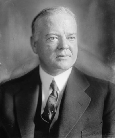 President Herbert Hoover had commissioned the Reconstruction Finance Corporation in 1932