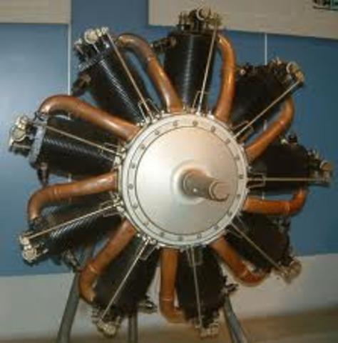 Rotary Motor used for Flight