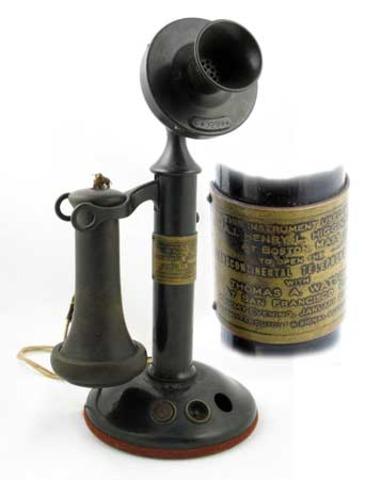Transcontinental Call Telephone