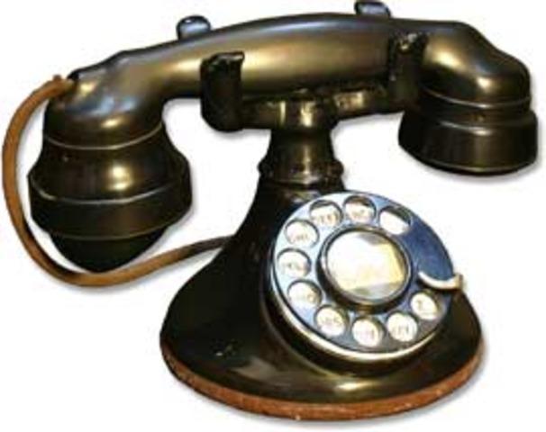 first handset telephone