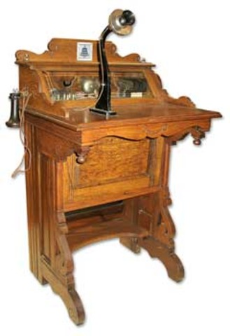 Cabinet Desk Phone