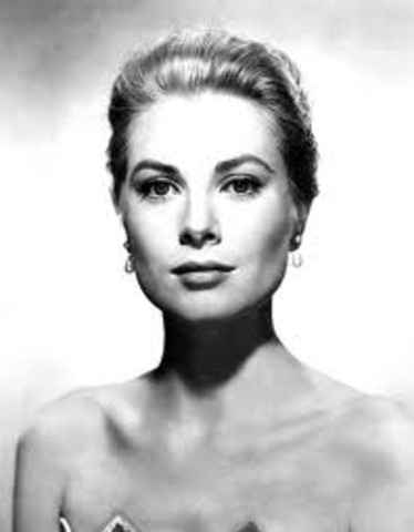 Grace Kelly releases her last film High Society