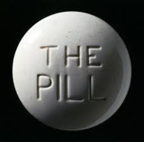 "Oral contraceptives, popularly known as ""the pill"", first go on the market and are extremely popular"