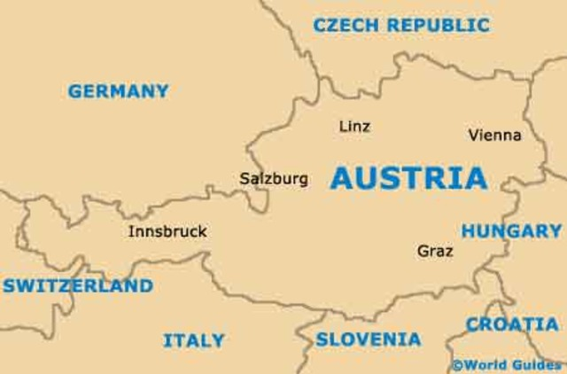 Welcomig to Austria